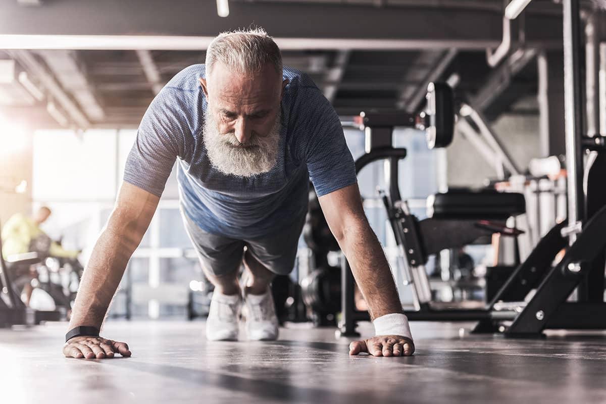 Comment garder ses muscles après 50 ans?