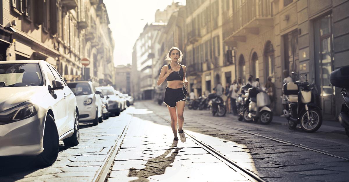 Comment courir sans s'arrêter?