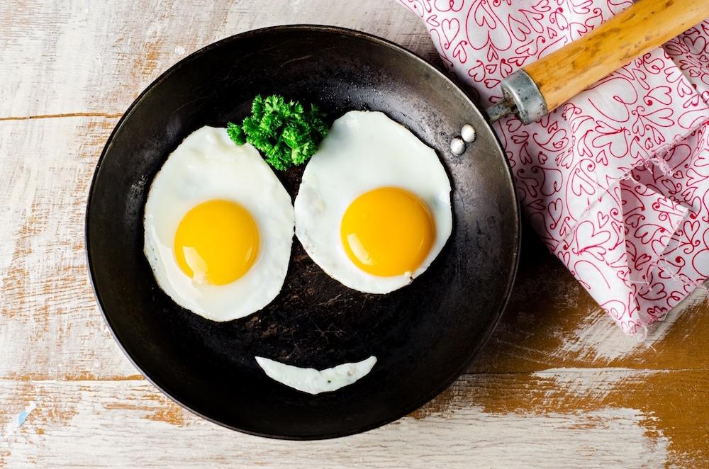 Est-il bon de manger un œuf tous les matins?